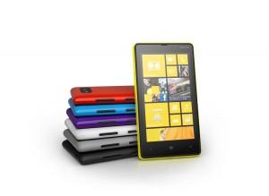 WP8 - Nokia Lumia 820