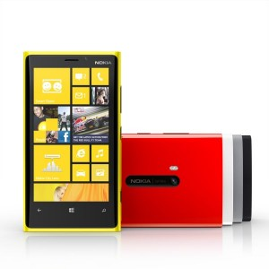Windows Phone 8 - Nokia Lumia 920