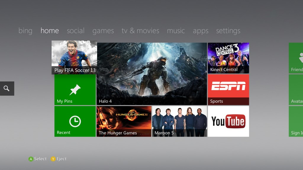 Herbstupdate 2012 - Xbox 360 - Auslieferung startet