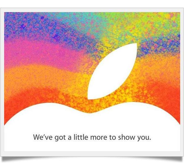 Apple Mini Event - 23. Oktober 19 Uhr deutscher Zeit