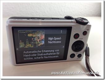 Casio EX-ZR200 Digitalkamera - Best Shot Menü