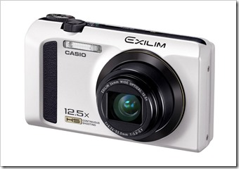 Casio Exilim EX-ZR300 Digitalkamera