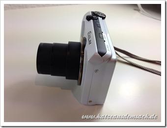 Casio Exilim EX-ZR200 Digitalkamera Testbericht