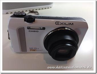 Casio Exilim ZR200 / ZR300 im Test - Erfahrungen