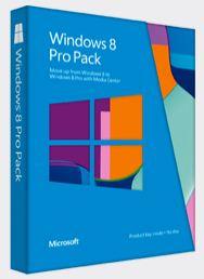 Media Center kostenlos für Windows 8 Pro - Product Key anfordern