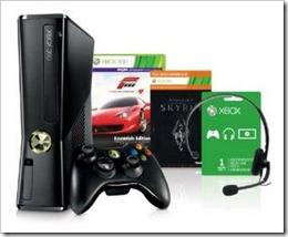 Xbox 360 mit 250 GB Festplatte Angebot