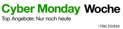 Blitzangebote Cyber Monday 2012