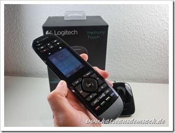 Logitech Harmony Touch - Testbericht