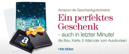 Auf den letzten Drücker - Weihnachtsgeschenk 2012 - Last Minute