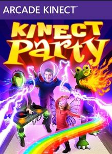 Kostenlose Xbox 360 Games - Download - Gratis - Kinect Party