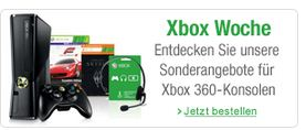 Microsoft Xbox 360 Konsole günstiger
