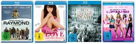 Reduzierte Blurays - Sonderangebote - gute Filme unter 5 €