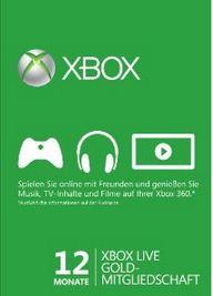 Xbox Live günstiger - Xbox Live Angebote