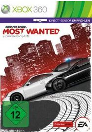 Rennspiel Need for Speed Most Wanted Deal - Angebot der Wocher