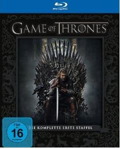 Game of Thrones - Bluray - reduziert