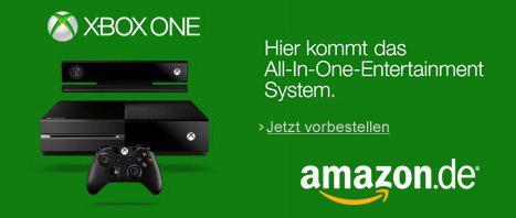 Neue Microsoft Xbox One kaufen - jetzt vorbestellen mit Preisgarantie
