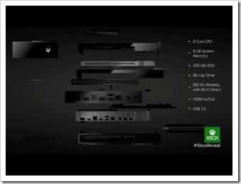 Xbox One - neue Konsole - die Hardware
