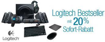 Logitech Produkte günstiger / reduziert  - amazon