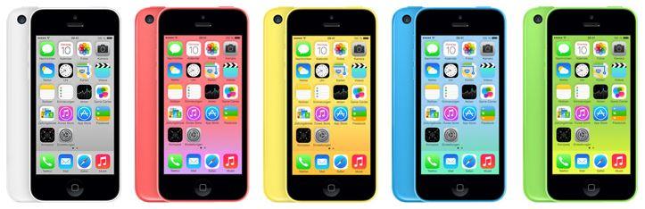 iphone-5c-farben-gehauese-bilder