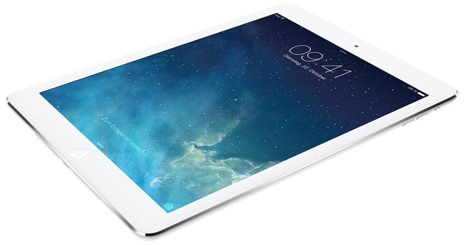 iPad Air 128 GB günstiger - Angebot - Rabatt