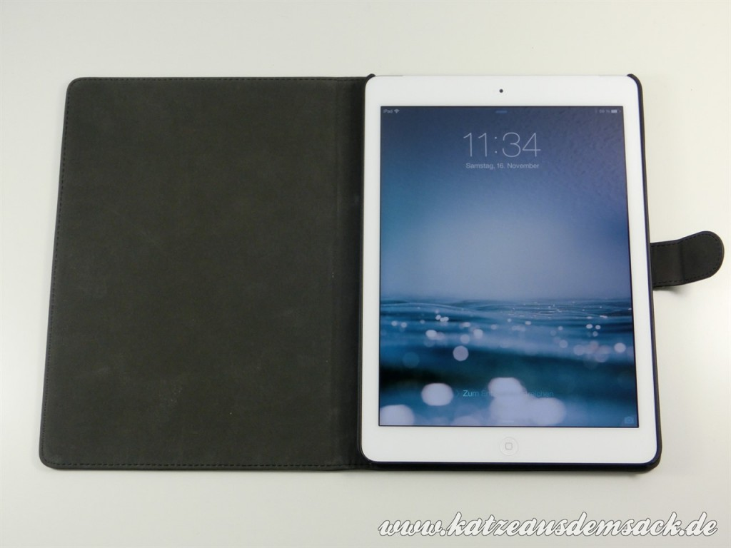 iPad Air - Kurztest - Test - Erfahrungen - Tablet