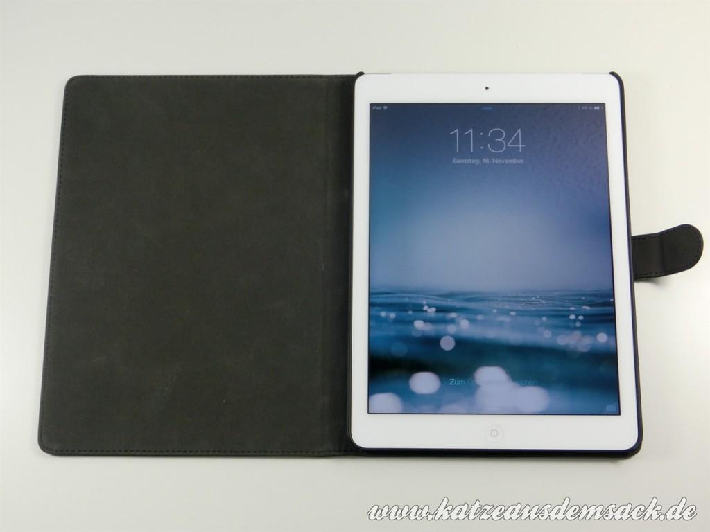 iPad Air - Kurztest - Test - Erfahrungen - Tablet