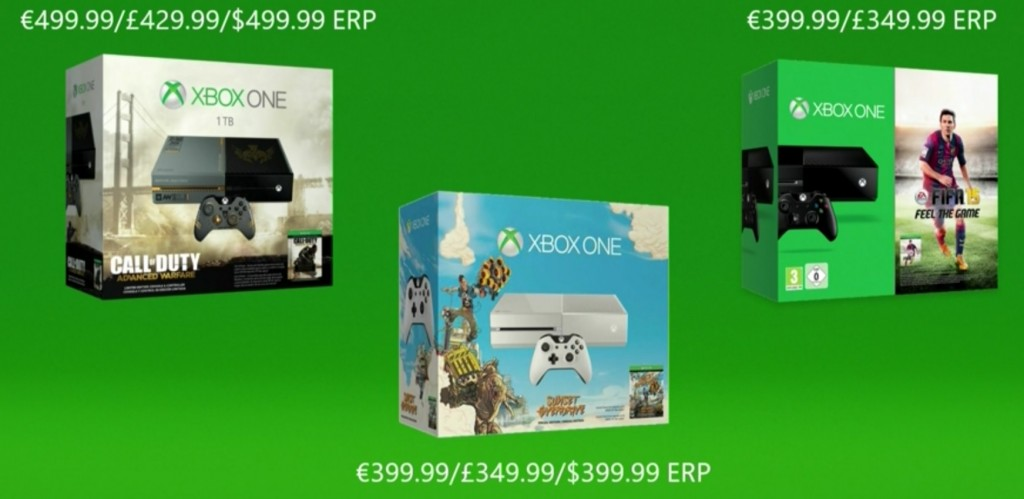 xbox-one-neue-bundles-weiss-fifa15-1tb-sunset-overdrive-call-of-duty-advanced-warfare_mini