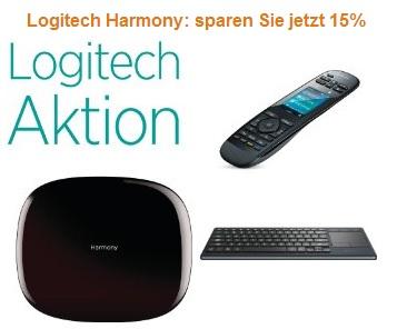 logitech-harmony-15-prozent-rabatt-fernbedienung-ohne-gutschein-amazon
