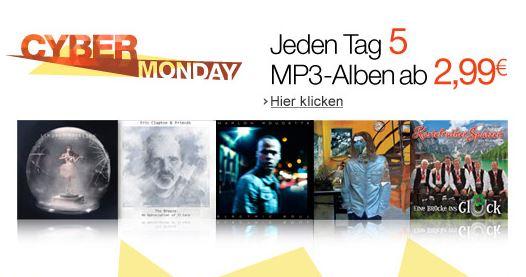amazon-musik-mp3-alben-unter-3-euro-cyber-monday-2014