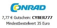 conrad-cyber-monday-gutschein-777-euro-35-mbw-dezember-2014
