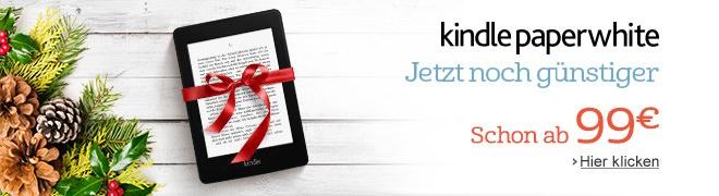 kindle-paperwhite-wifi-99-euro-rabatt-angebot-geschenk-weihnachten#