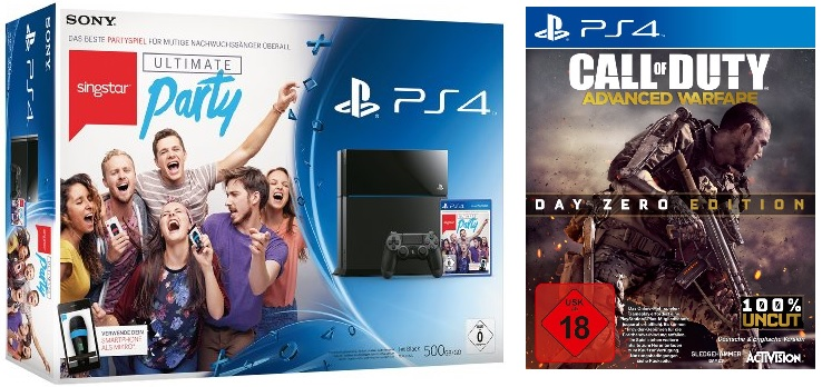 playstation4-mit-singstar-ultimate-party-und-call-of-duty-advanced-warfare