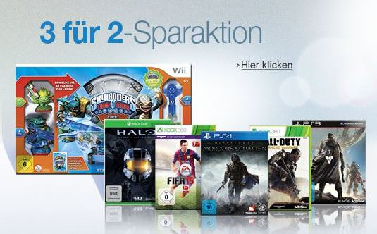 amazon-3-fuer-2-sparaktion-spiele-games-konsolen-pc-xbox-one-ps4-ps3-xbox360