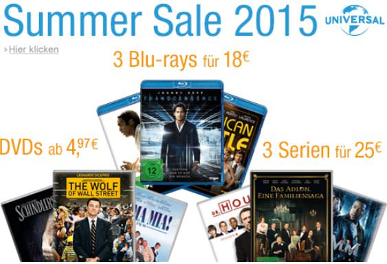 filme-serien-dvds-blurays-summer-sale-2015