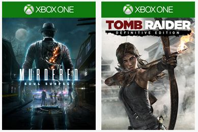 Xbox One Deals With Gold Tomb Raider Definitive Edition Für 9