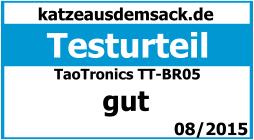 test taotronics tt br05 bluetooth bei lteren. Black Bedroom Furniture Sets. Home Design Ideas