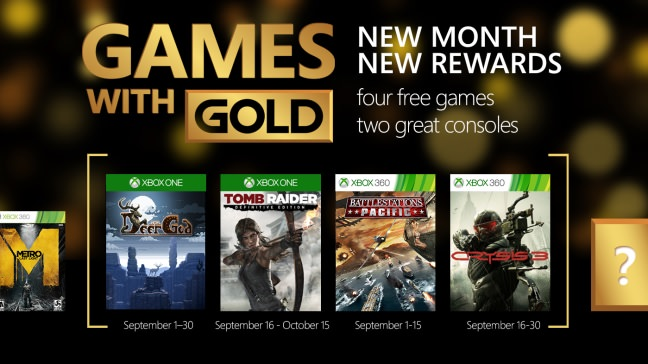 xbox-live-gold-games-with-gold-september-2015-tomb-raider