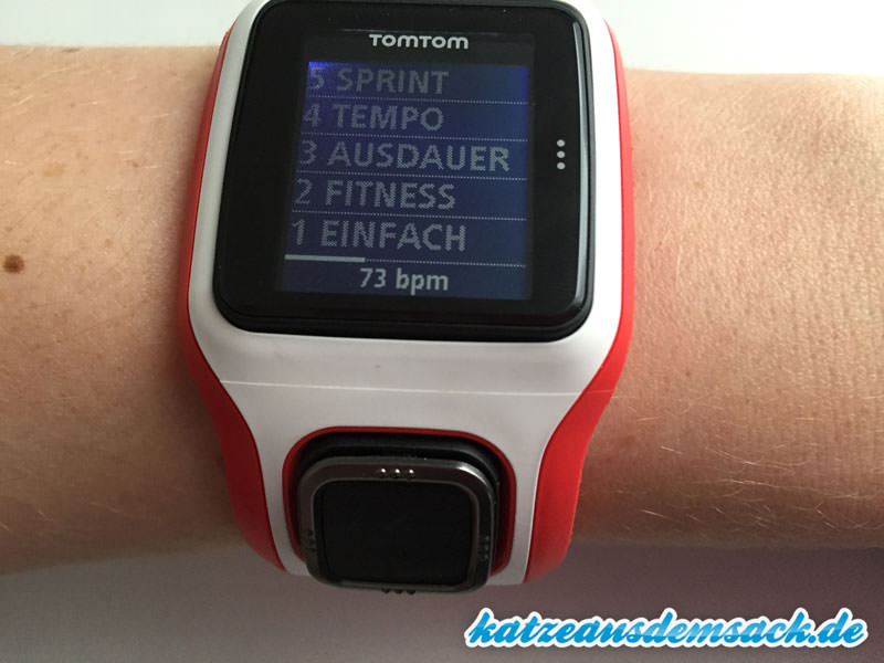 TomTom-Runner-Cardio-testbericht-display