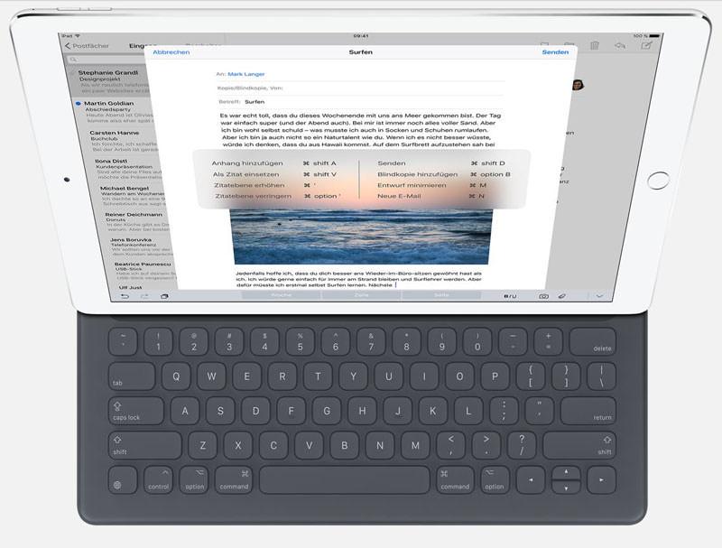 iPad-pro-Tastatur