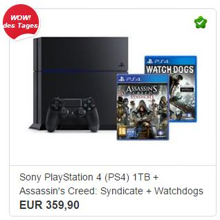 ebay-wow-playstation-4-ps4-assassins-creed-syndicate-watchdogs-bundle