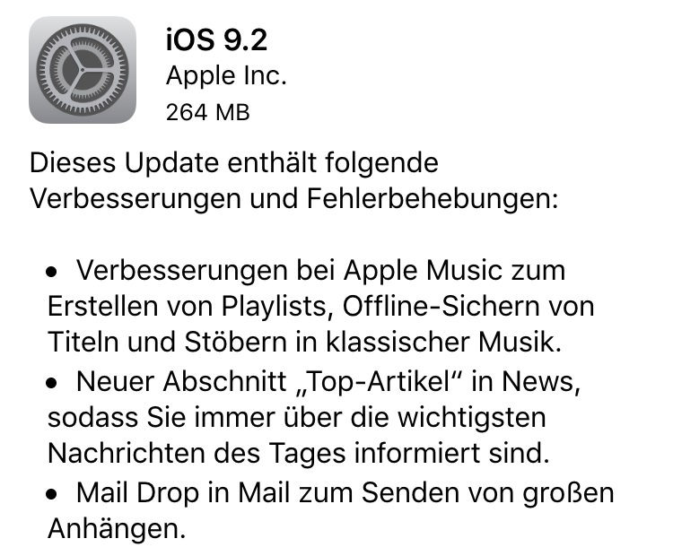 ios-92-update-iphone-ipad-apple-softwareaktualisierung