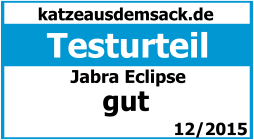 Jabra Eclipse - Testurteil - Bluetooth-Headset