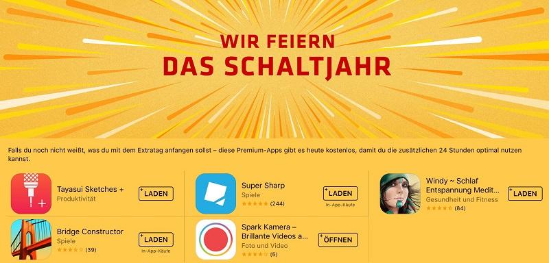 ios-schaltjahr-5-apps-kostenlos-iphone-ipad-apple