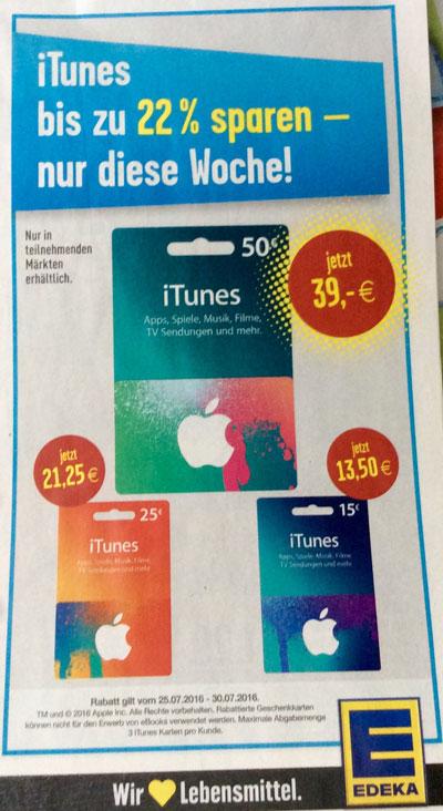 edeka-itunes-bis-zu-guthaben-22-prozent-rabatt-apple