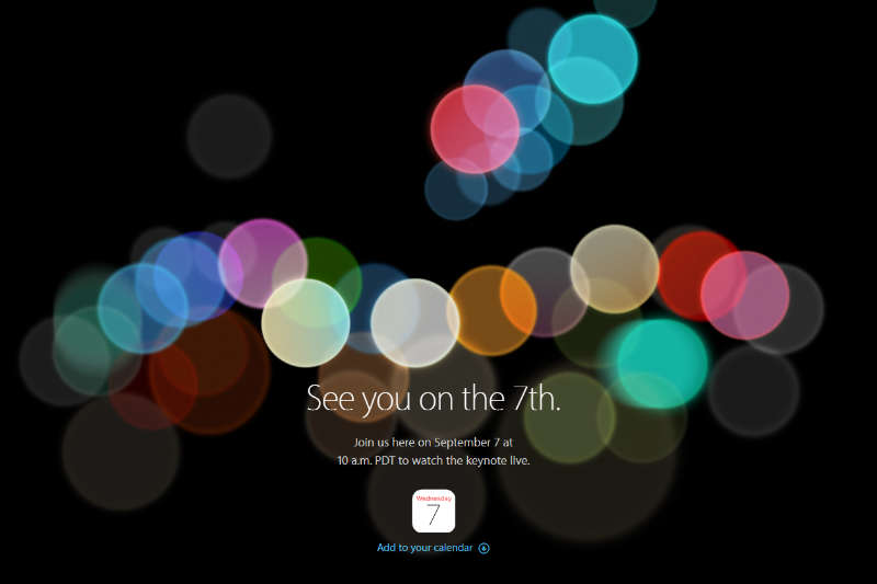 apple-event-keynote-praesentation-7-september-2016-iphone-7