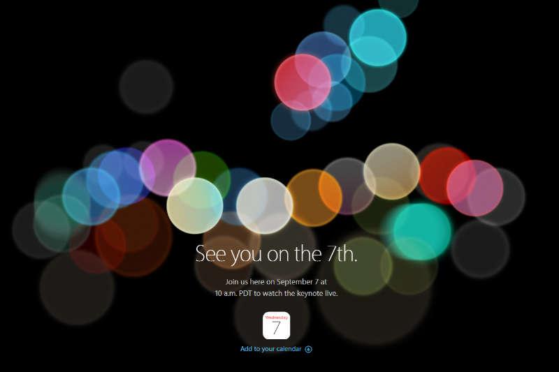 apple-event-keynote-praesentation-7-september-2016-iphone-7