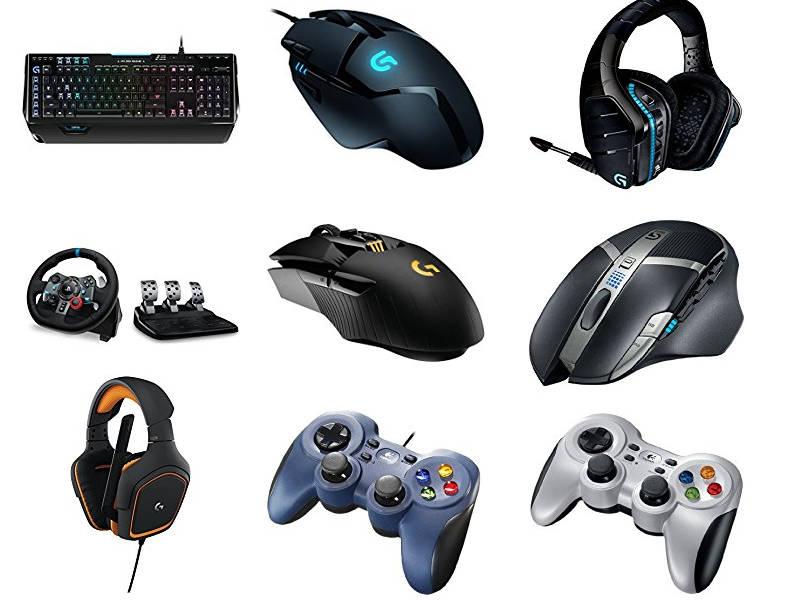 Logitech Headset, Maus, Tastaur, Gamepad günstiger - Angebote Gaming