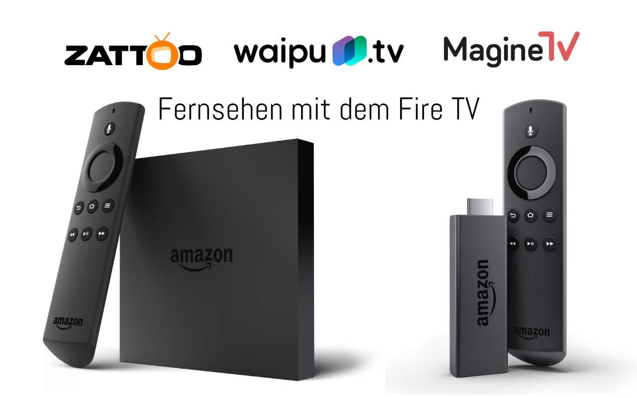 Vergleich zattoo - waipu.tv - magine TV