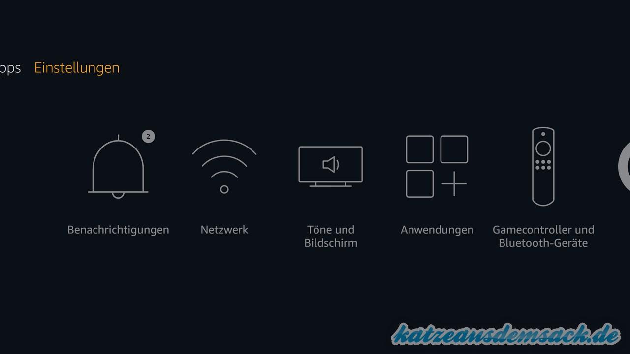 Fire TV und Fire TV Stick - neue Einstellungen Alexa, Bildqualität und Datenvolumen