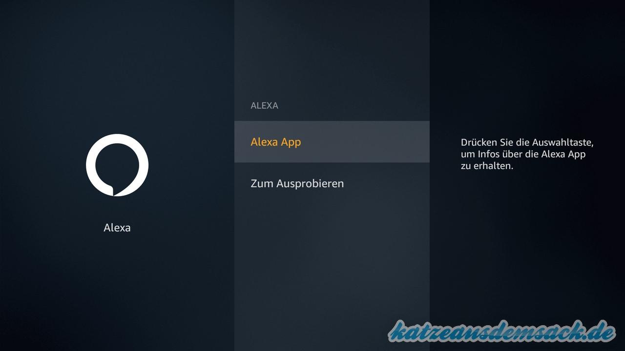 Alexa auf Fire TV und Fire TV Stick - Fire OS 5.2.4.1 (573210520)